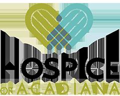 Hospice of Acadiana logo