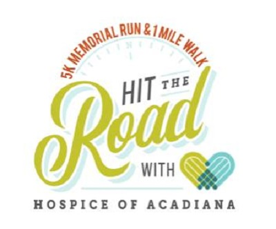 Hit the Road with Hospice 5K Memorial Run / 1 Mile Walk